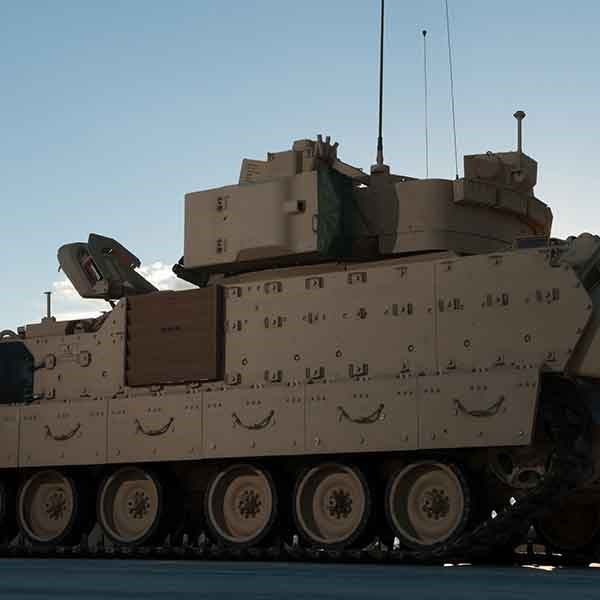 Army Taps Leonardo DRS for its Vehicle-Based Infrared Sensors
