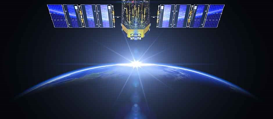 $977 Million Contract Award for Global Satellite Communications