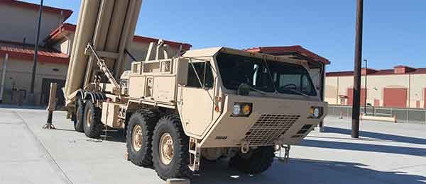 Leonardo DRS to Integrate On-Board Vehicle Power Systems on THAAD Vehicles