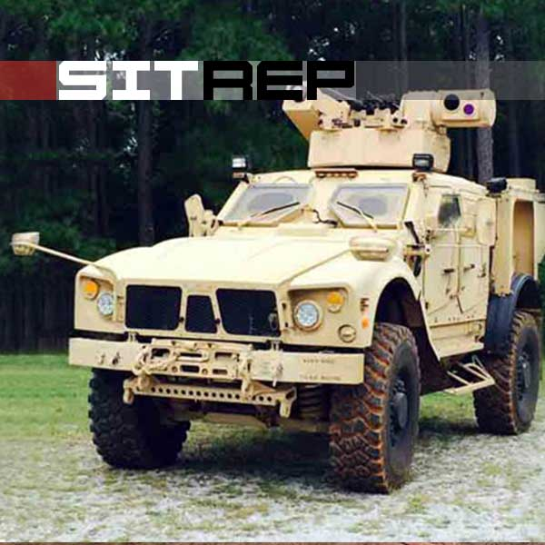 SITREP article on Reconfigurable Integrated Weapons Platform