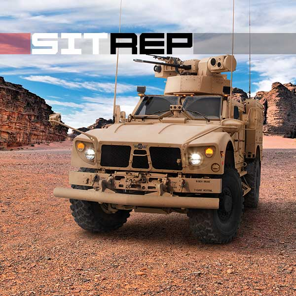 SITREP article on Precision Medium Caliber Lethality Solution