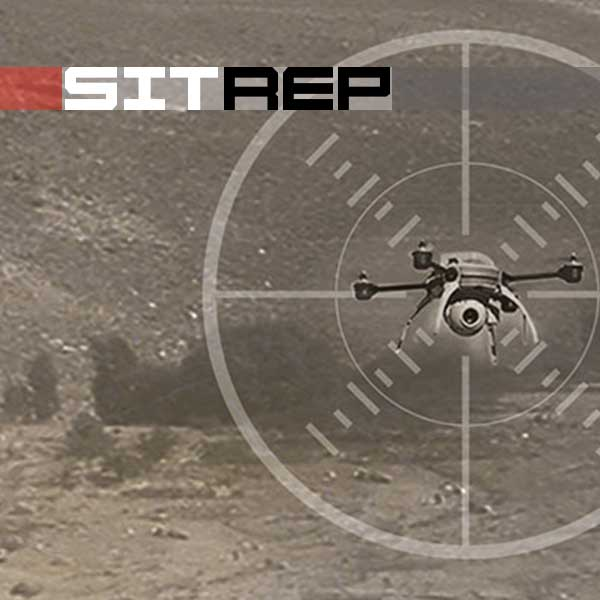 SITREP article on C-UAS + M SHORAD
