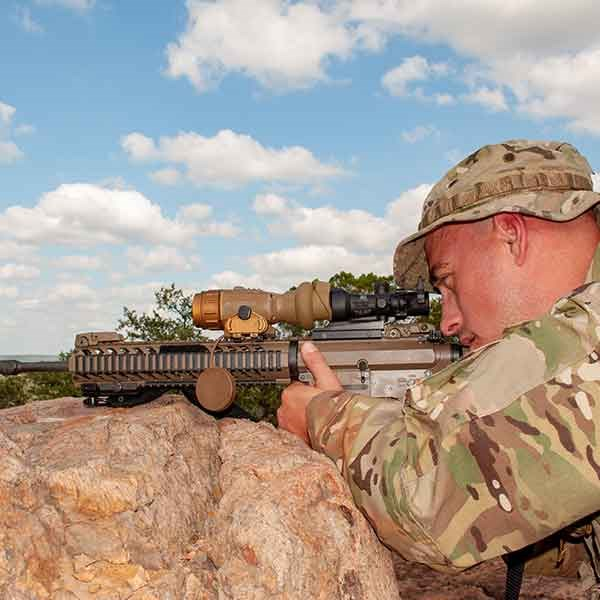 Leonardo DRS Receives $89 Million Army Contract for Continued Production of Infrared Weapon Sights