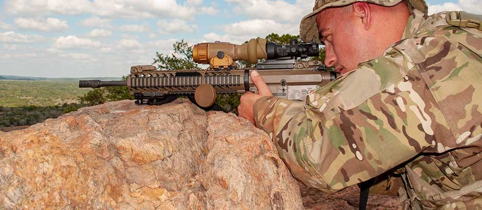 Army Contract for Infrared Weapon Sights