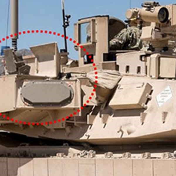 Leonardo and Rafael Deliver First Protection Systems for U.S. Tanks