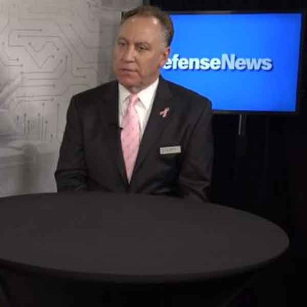 Baylouny interview with Defense News