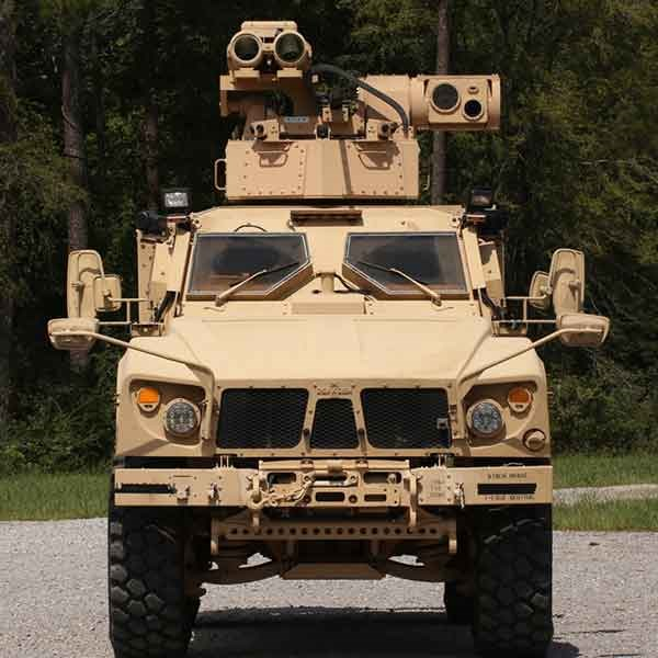 Reconfigurable Integrated Weapons Platform (RIwP)
