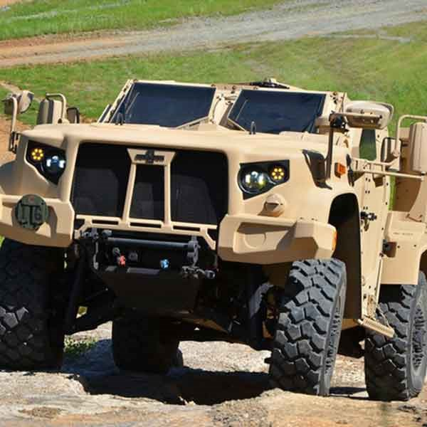 Leonardo DRS vetronics rugged computers declared standard gear on the Joint Light Tactical Vehicle (JLTV)