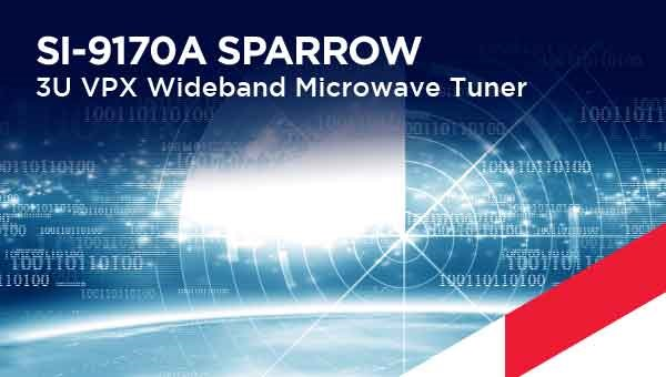 Sparrow Microwave Wideband Tuner
