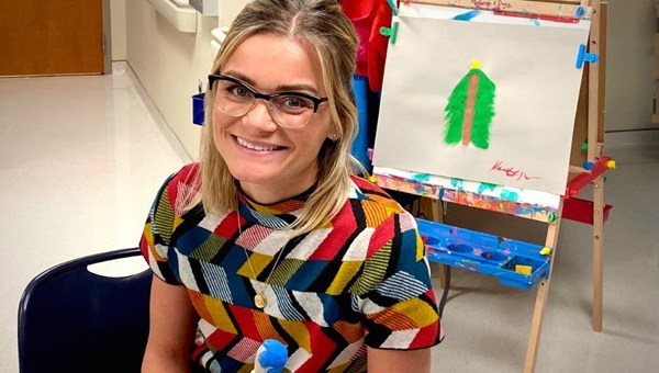 Kristen Ramsey - Pediatric Art Therapy