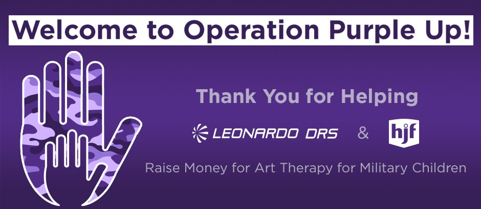 Welcome to Operation Purple Up!