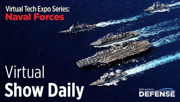 Naval Forces Show Daily
