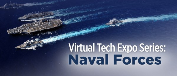 Naval Forces Virtual Tech Expo
