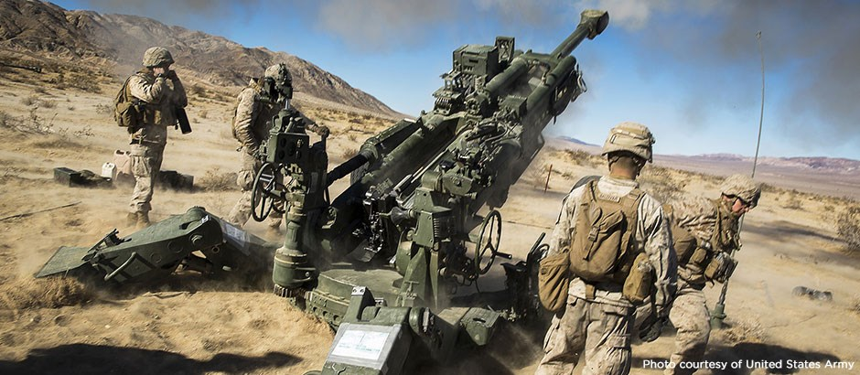 Army Howitzer Fire Control Systems