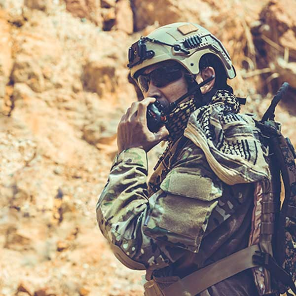 Special Forces SATCOM for the Most Dangerous Missions in the World