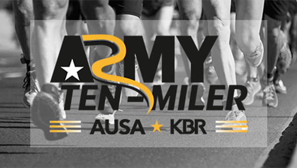 Leonardo DRS and the Army Ten-Miler