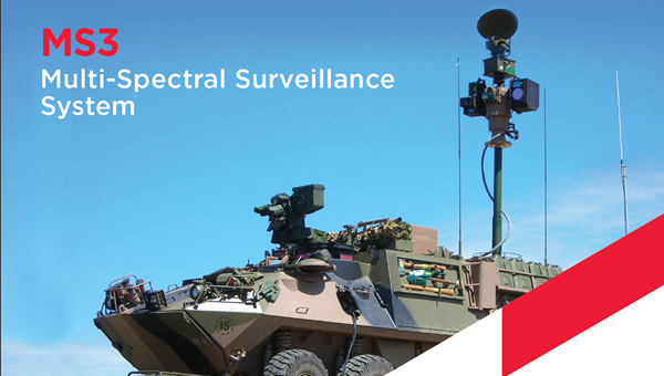 Multi-Spectral Surveillance System (MS3)