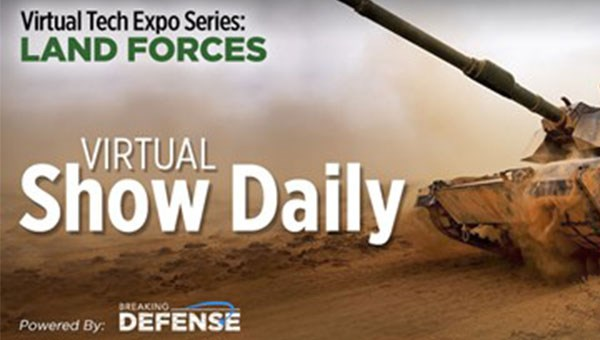 Land Forces Show Daily