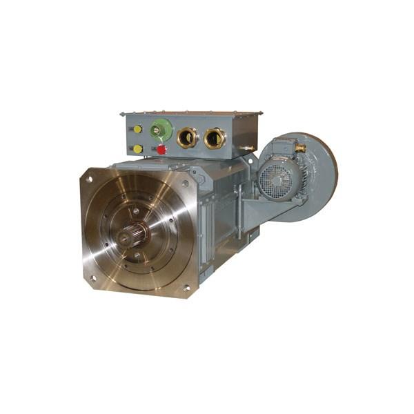 Permanent Magnet Radial Pr Series Pm Motors And