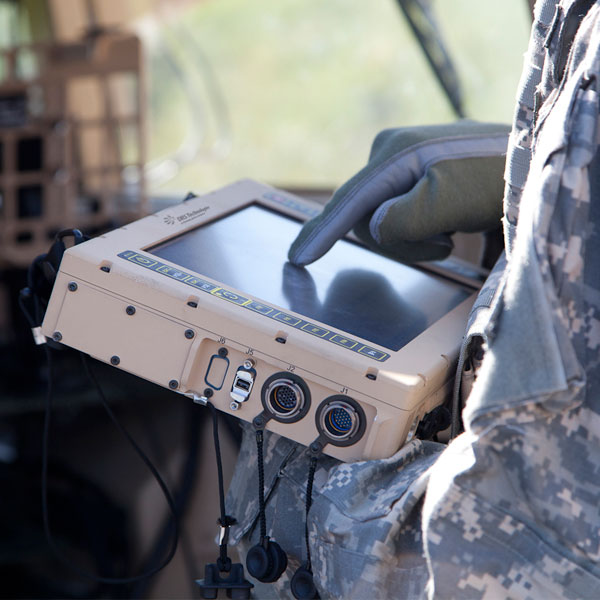 MFoCS Rugged Military Tablet