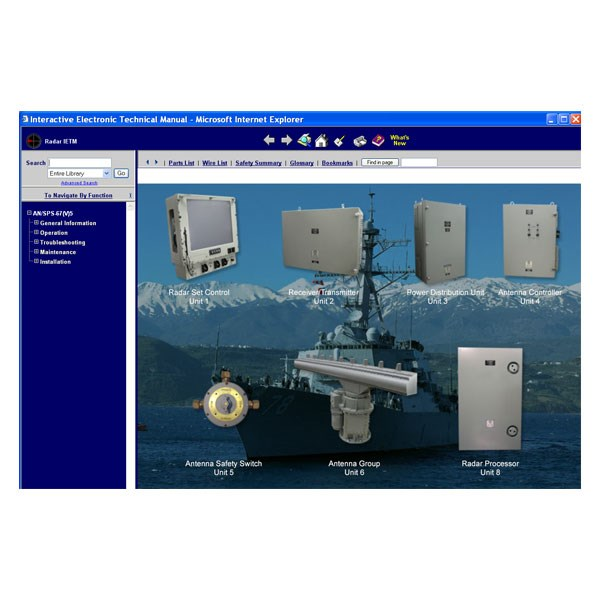 Technical Manual Development