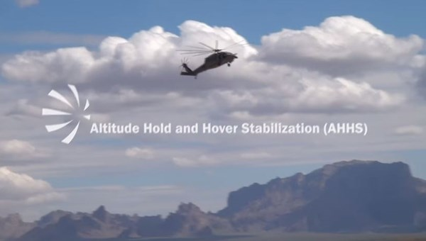 Altitude Hold & Hover Stabilization
