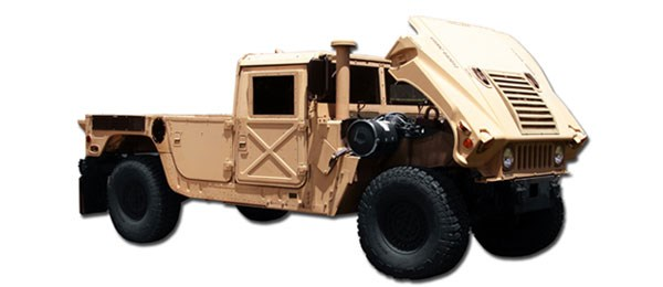On-Board Vehicle Power (OBVP) – HMMWV