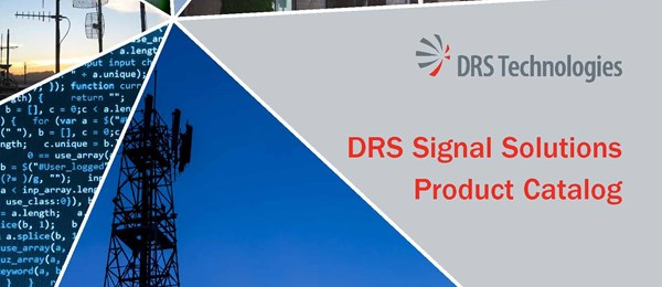 DRS Signal Solutions SIGINT Products