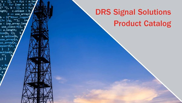 DRS Signal Solutions Product Catalog