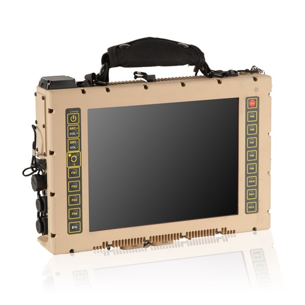 MRT104 - Multi-Function Rugged Tablet