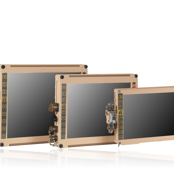 DRS' Multi-Function Rugged Displays