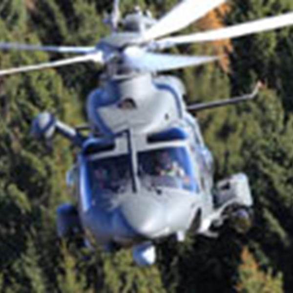 AW139: weight rises, assembly time reduced