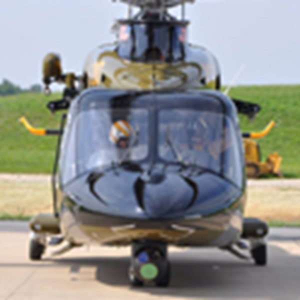 Maryland State Police marks two milestones in transition to AW139 helicopters