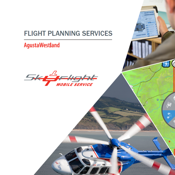 Support to Flight Operations with Skyflight Service