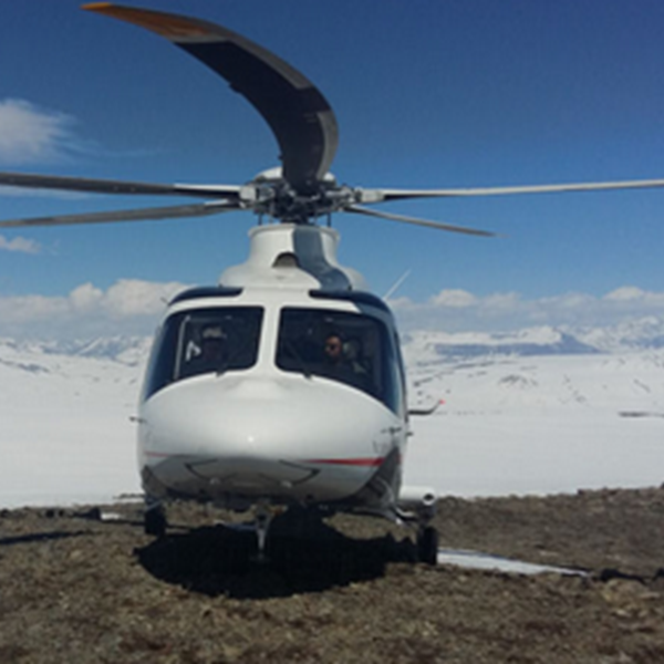 AW139 outstanding trial results obtained