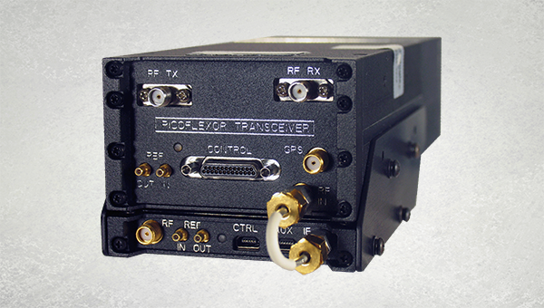 DRS frequency extender to 12.4 GHz