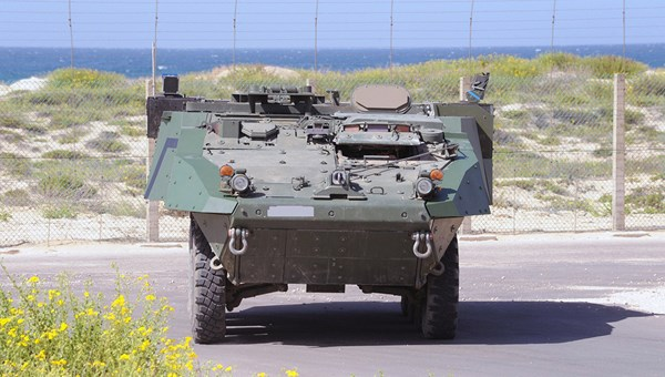 Active Protection System (APS)