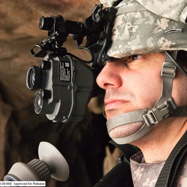 Enhanced Night Vision Goggle III (ENVG III) & Family of Weapon Sights individual (FWS-I)