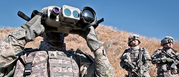 Dismounted Warfighter EO/IR Systems