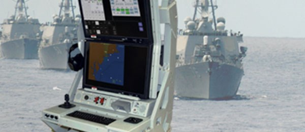 Naval Computing Infrastructure & Network