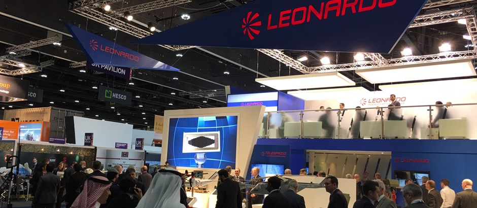 Leonardo DRS at IDEX 2017