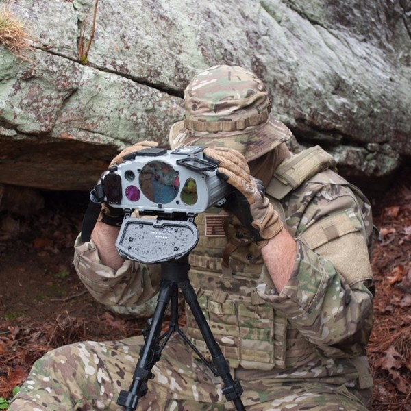 New Targeting Device Offers Operational Versatility in a Light Modular Package