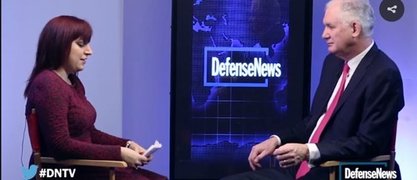 Bill Lynn interview with Defense News