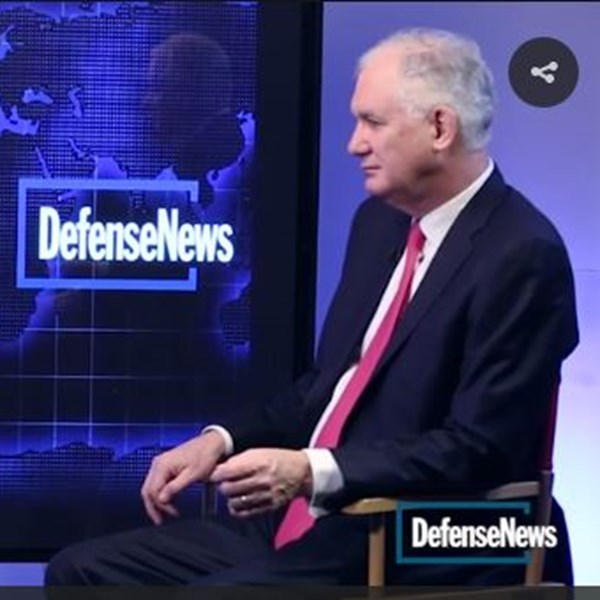 Defense News interview with Bill Lynn