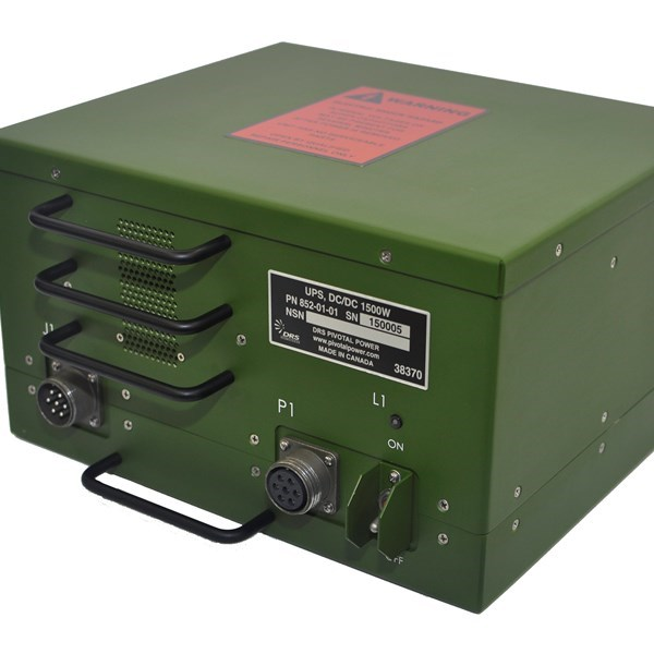 Vehicle DC/DC Power Conditioner