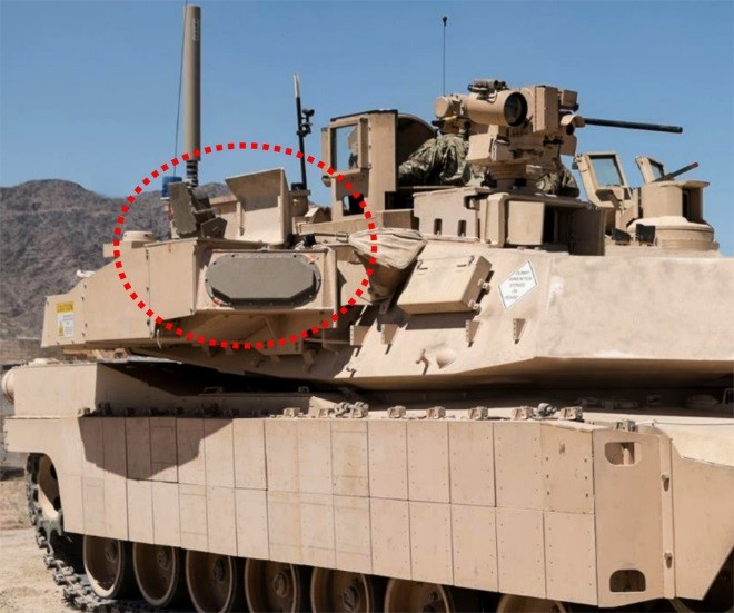 U S  Army Decides on APS for M1 Anti-Armor Threat Protection