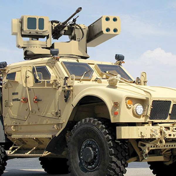 U.S. Army Awards Leonardo DRS Contract for Production of Counter-Drone Capability