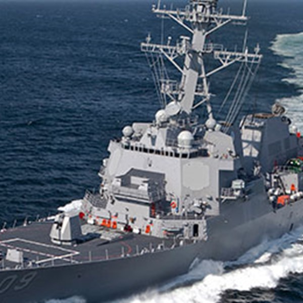 Navy selects DRS for Aegis Cruisers