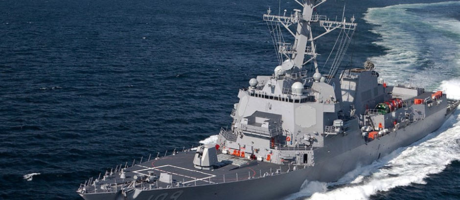 U.S. Navy Contract Award for Mission Critical Communications