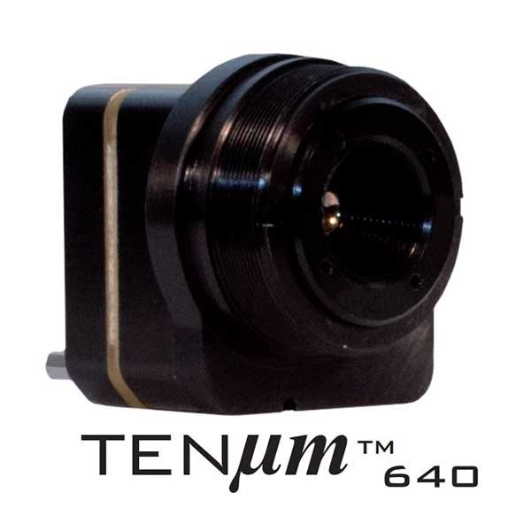 Tenum 640 Uncooled Thermal Camera Core